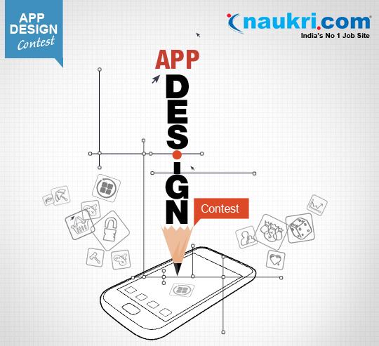 naukri.com | App Design Contest
